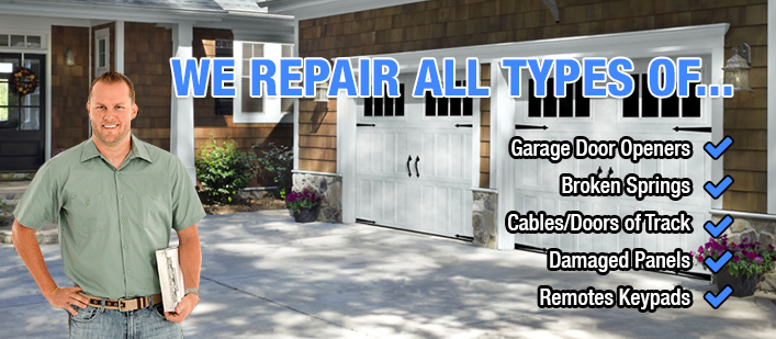 Garage Door Repair The Woodlands TX